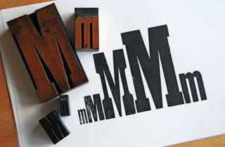 Mmmmm letters