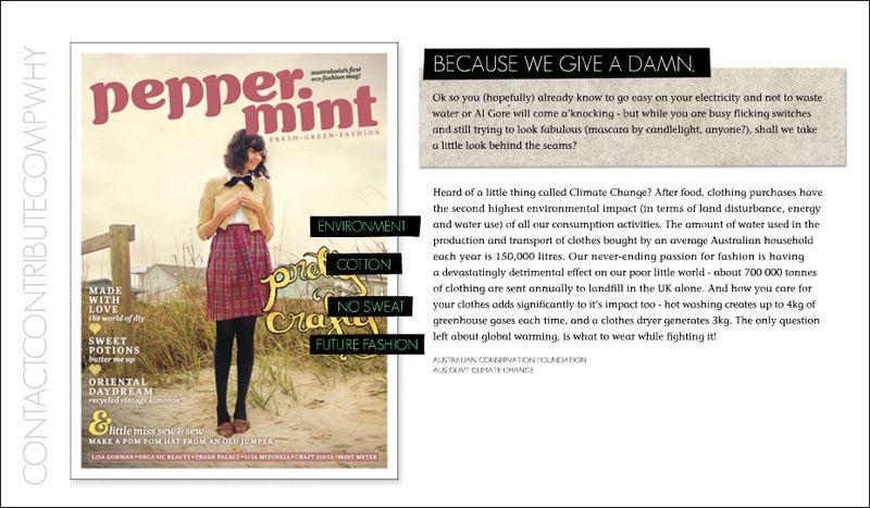 Peppermint website