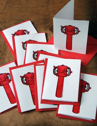 Red Robot cards
