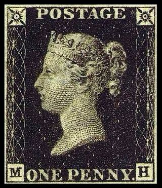 Penny black pic