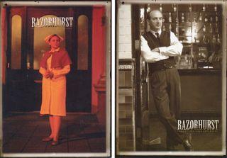 Razorhurst cards