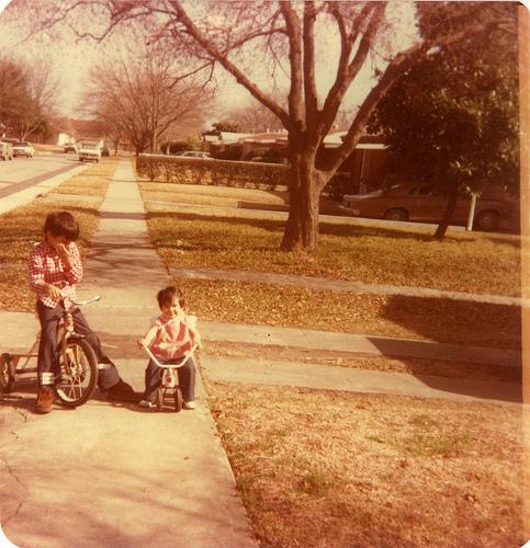 Tricycle memories