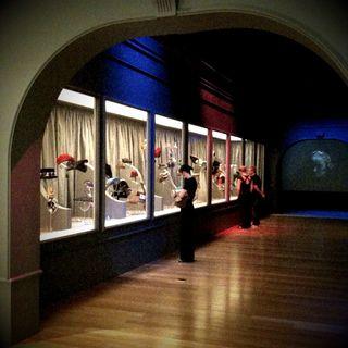 Hats exhibition