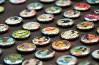 Cigar band badges