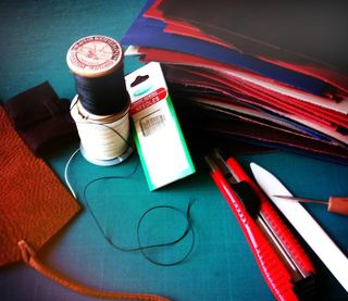 Bookbinding supplies