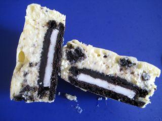 Cookies&cream cheesecake