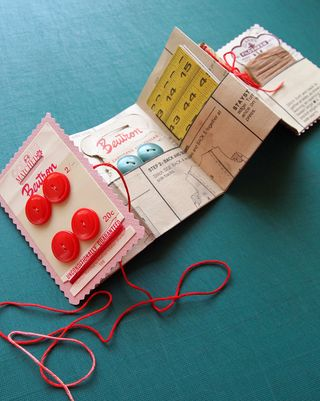 Sewing pocket book 3