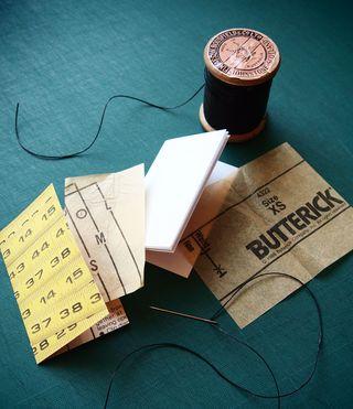 Butterick book