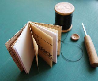 Butterick book standing