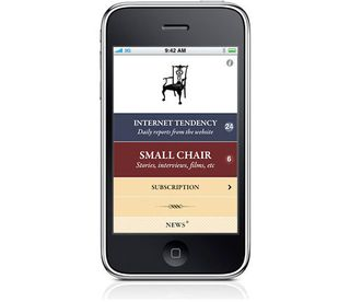 McSweeneys_iPhone app