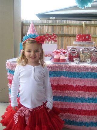 Molly party girl