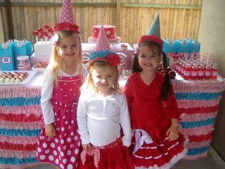 3 cute girls