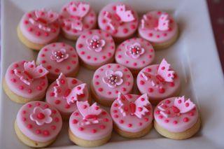Fairy bite cookies