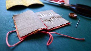 Needle book macro