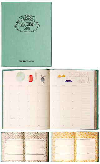 Frankie diary_2011