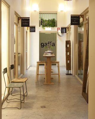 Gaffa_arcade project