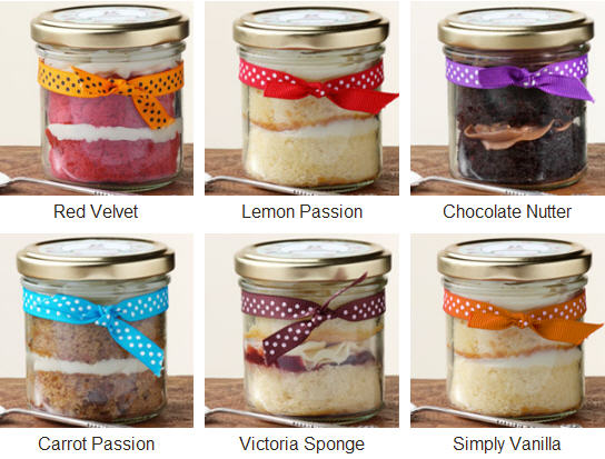 Shelbyville Cupcakes In A Jar For Real