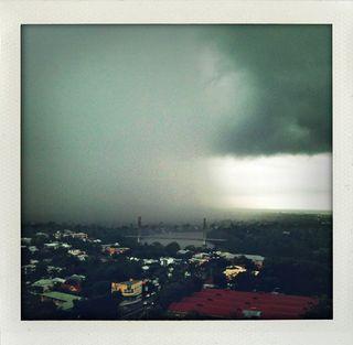 Nasty weather