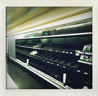 West End Coles_empty