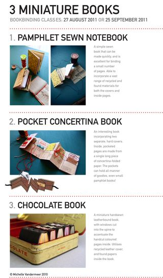 3 miniature books details&pics