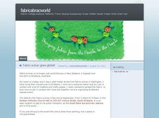 Fabric a brac website