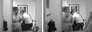 Getting ready_diptych