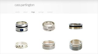 CassPartington website