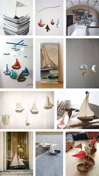 Sailboat grid