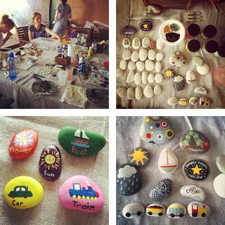 Creative Mums_painting rocks meetup_sml