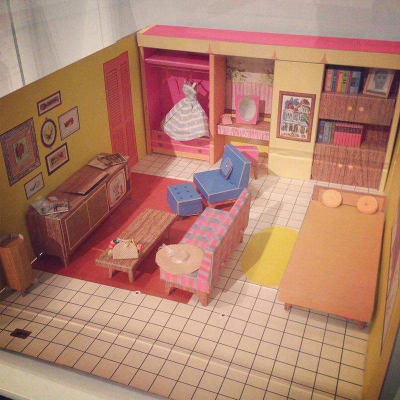 Barbie Dream House 60s