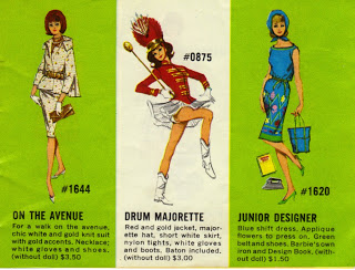 Barbie fashions 5