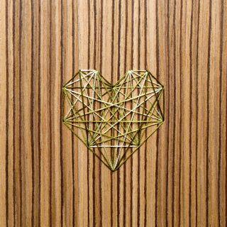 Green heart2