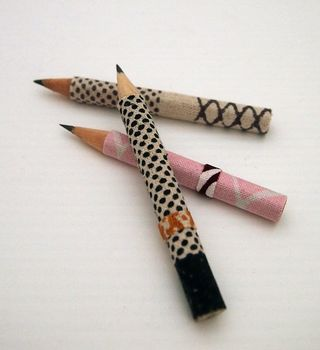 Shelbyville_UmbPrints_fabric wrapped pencils_sml