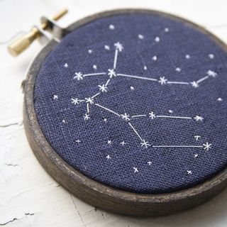 Little embroidery