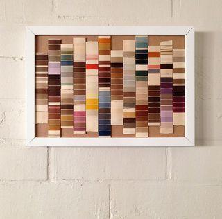Silk threads_ finished+framed