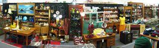 Southside Antiques Centre_vintage stall