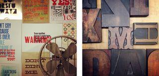 Renegade 2013 letterpress pics