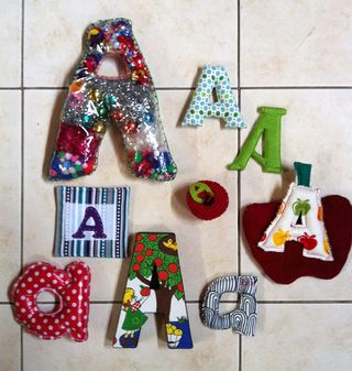 Letter A_group photo_above