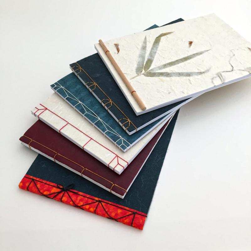 Splayed stack_Japanese stab bindings