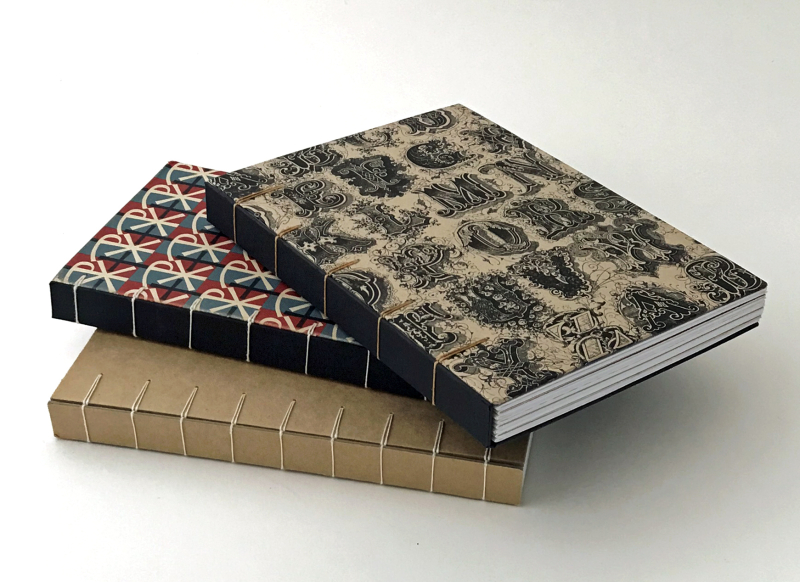 Secret Belgian Binding stack