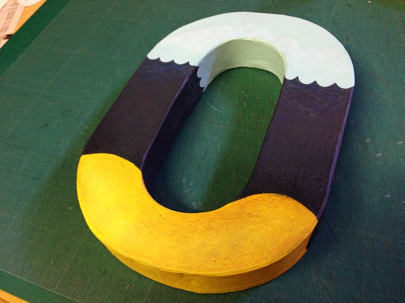 Letter O_base coat colours