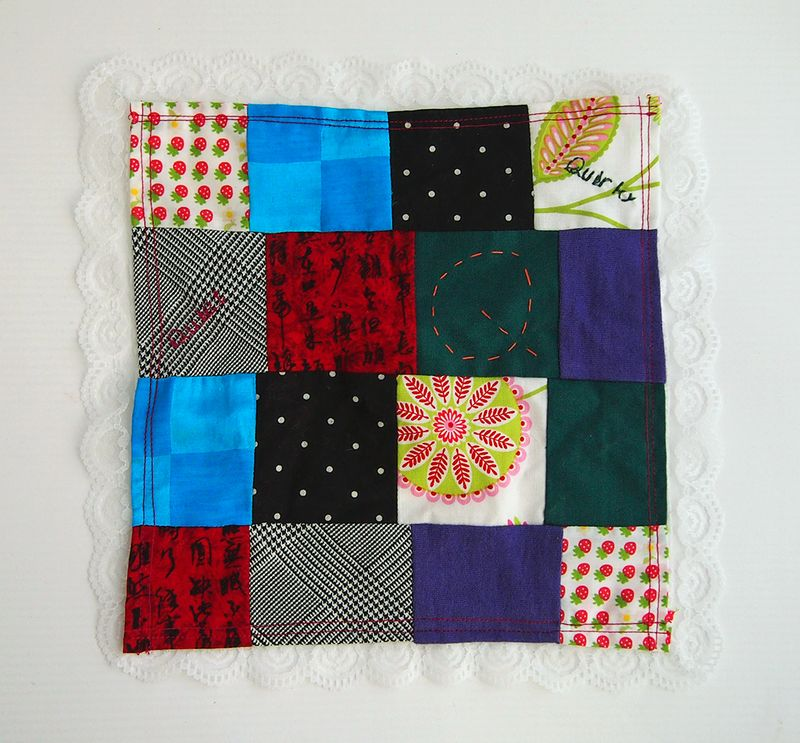 LetterQ_Sarah_quirky quilt
