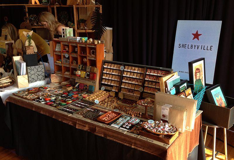 Shelbyville stall_Sunday
