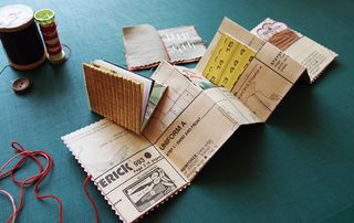 Pocket concertina + pamphlets_sml