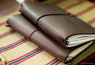 Midori travellers notebooks