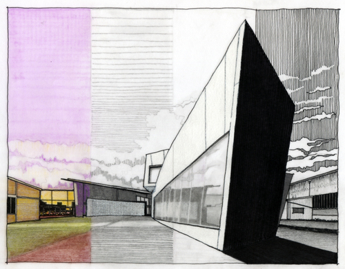 Architectural drawing_1998