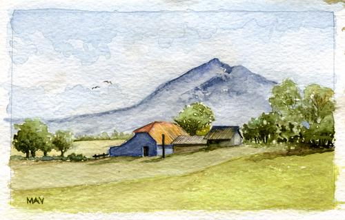 Mountain scene_1996