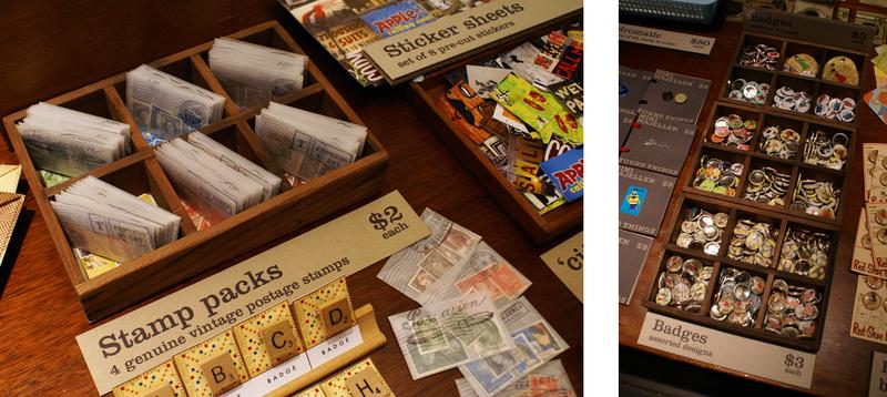 Stampsbadges