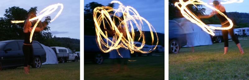 Firetwirler